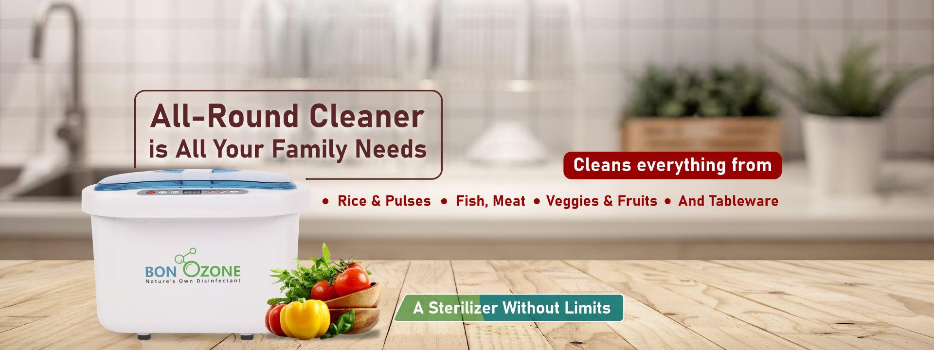Purifier Elite - All round cleaner
