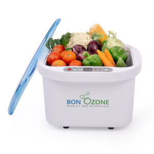 BonOzone Purifier Elite with vegetables