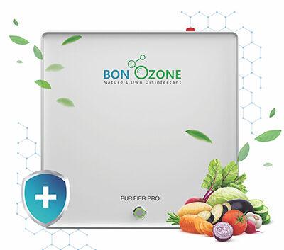 BonOzone Purifier Pro Decorated