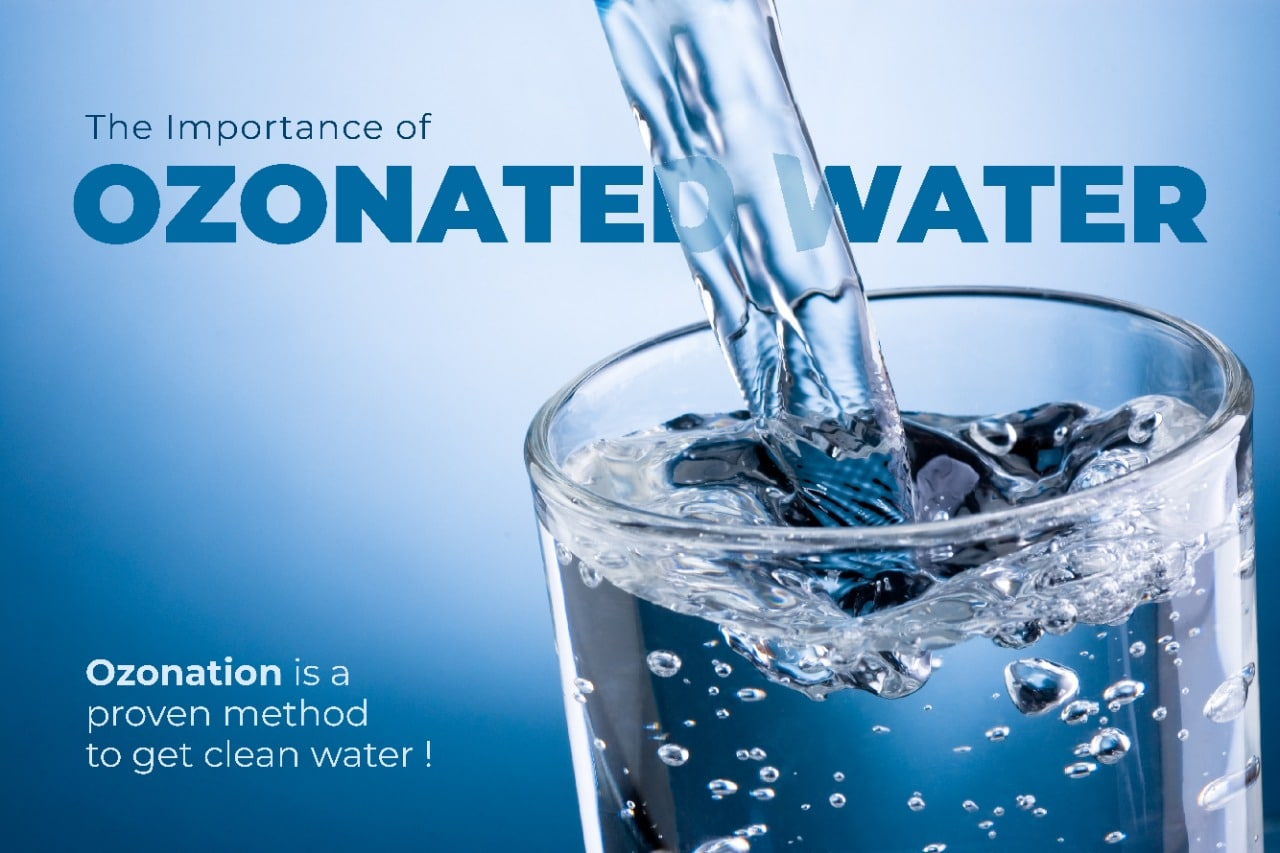 The importance of Ozonated water