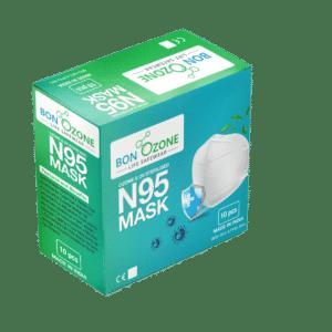 BonOzone N95 mask box
