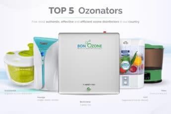 Top 5 Ozonators in India